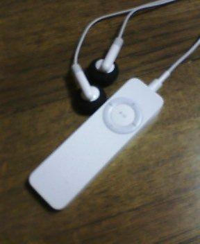 iPod shuffle♪
